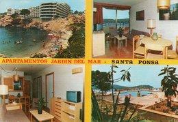 APARTAMENTOS-JARDIN DEL MAR-SANTA PONSA- VIAGGIATA - Mallorca