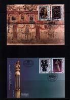 Jugoslawien / Yugoslavia 1997 Archeological Finds Michel 2837-40 FDC - Archäologie