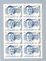 RUSSIA - URSS MINIFOGLIO 1984 CATALOGO UNIFICATO N. 5060 MINIFOGLIO NUOVO MNH VAL. CAT. € 260,00 - Usati