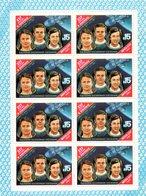 RUSSIA - URSS MINIFOGLIO 1985 CATALOGO UNIFICATO N. 5229 MINIFOGLIO NUOVO MNH VAL. CAT. € 80,00 - Usati