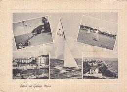 Gabicce Mare - Cartolina Multi Vedute - Altre Città