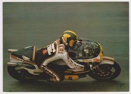 [950] MOTOCICLISMO. Virginio Ferrari Su SUZUKI 500, Spa, Belgique, 1979.- Non écrite. Unused. No Escrita. Non Scritta. - Motociclismo