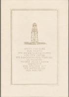 """DDR: Gedenkblatt Mit Mi-Nr. 606-08, 635-39, 651 U. 538 SST: """" Konzentrationslager Buchenwald """" !   X - Storia Postale"""