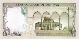 JORDAN P. 18f 1 D 1994 UNC - Jordanie