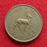 Qatar Dubai 50 Dirhem 1966 #2 - Monnaies