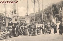 DIVINITY DANCE BY LAMAS TIBET THIBET CHINE CHINA ETHNOLOGIE ETHNIC ASIA NEPAL INDE INDIA LAMA - Tibet