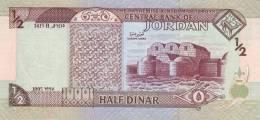 JORDAN P. 28a 1/2 D 1995 UNC - Jordanie