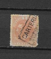 LOTE 1788  ///   (C020)  ESPAÑA  CARTERIA   Y&T 0193a (o) - Roi Alphonse XII - ¡¡¡ OPORTUNIDAD !!! - 1875-1882 Königreich: Alphonse XII.