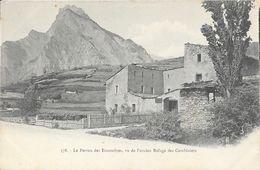Le Perron Des Encombres (Savoie) Vu De L'ancien Refuge Des Carabiniers, Carte N° 578, Dos Simple, Non Circulée - France