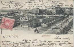 CP Santander Parque Y Pza Velarde  1905 - Cantabria (Santander)