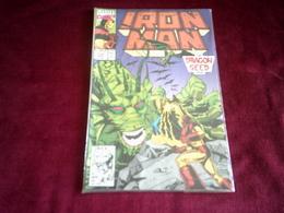 IRON MAN   No  274 NOV - Marvel