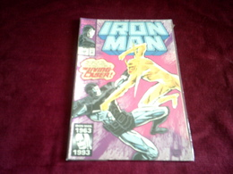 IRON MAN   No 289 FEB - Marvel