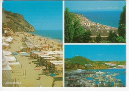 PORTUGAL - SESIMBRA - Multi-vues - 1982 (K199) - Setúbal