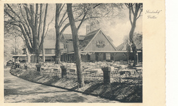 STETTIN - 1935 , Lindenhof - Ausflugslokal - Pommern
