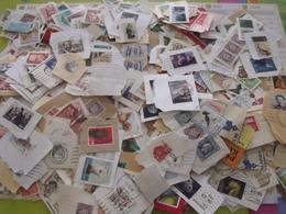 LOT 2 KILOS EUROPE TOUS PAYS SAUF FRANCE - Stamps