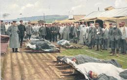 Feldlazarett - 1916 , Verladen Von Verwundeten - Personnages