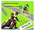 2009 European Cup In Supermoto - Grand Prix S/S- MNH BULGARIA / Bulgarie - Moto