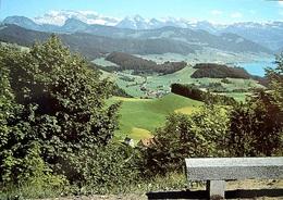 EINSIEDELN Blick Vom Etzel - SZ Schwyz