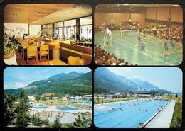 NÄFELS Sport-Zentrum SGU Volleyball Schwimmen - GL Glaris