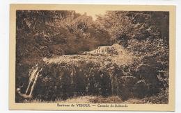VESOUL - ENVIRONS - CASCADE DE SOLBORDE - CPA NON VOYAGEE - Vesoul