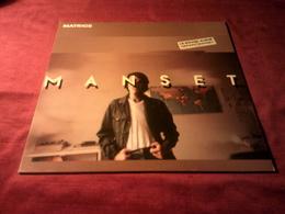 GERARD  MANSET  °  MATRICE   33 TOURS  1989 - Vinyl Records