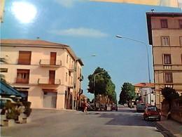 PRATO VIA SEM  BENELLI AUTO CAR FIAT 500 T TABACCHERIA   N1975 GY6135 - Prato