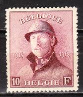 178**  Roi Albert Casqué - Bonne Valeur - MNH** - COB 630 - Vendu à 15% Du COB!!!! - 1919-1920 Roi Casqué