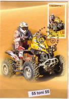 2011  Dakar Rally  MC -(maximum Cards)  BULGARIA / Bulgarie /Bulgarien - Moto