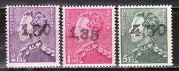 724X/Z**  Poortman Surchargé GHISLENGHIEN - Série Complète - MNH** - LOOK!!!! - 1946 -10%