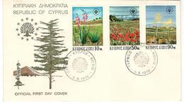 10807 - Fleurs - Chypre (République)