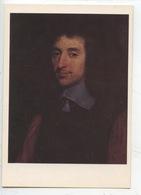 Colbert 1619/1683 (portrait Présumé) école Française XVIIè S. (cp Vierge) - Politicians & Soldiers