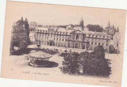 CPA - 12. CAEN La Place Royale - Caen