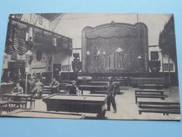 Feestzaal Van Den / Salle De Récréation Du C.M.B. / S.K.B. I/d Thomas Vinçottestraat (Nels) Anno 1923 ( Zie Foto ) ! - Maritiem