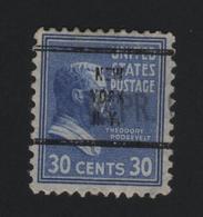 USA 501 SCOTT 830 NEW YORK N.Y. - Estados Unidos