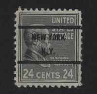 USA 499 SCOTT 828 NEW YORK N.Y. - Estados Unidos