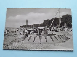 OSTSEEBAD LABOE Strand ( Gerhard ) Anno 1958 ( Zie Foto ) ! - Laboe