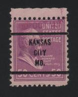 USA 498 SCOTT 831 KANSAS CITY MO - Estados Unidos