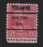 USA 503 SCOTT 829 NEW YORK N.Y. - Estados Unidos