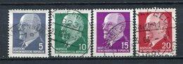 DDR Nr.845/8          O  Used       (21197)  ( Jahr: 1961 ) - DDR