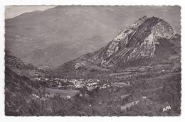 09 Saurat N°5 Très Belle Vue Générale Sur La Vallée Postée De FOIX En 1956 - Foix