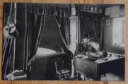 Intérieur & Repas D'un Joueur De ,musette Ou Cabretaire - L'Auvergne Historique Et Pittoresque - Animée - (n°13696) - Auvergne