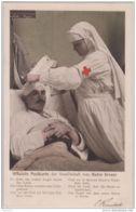 AK - WK I - Postkarte Vom Roten Kreuze - Rotes Kreuz