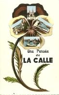 FANTAISIE LA CALLE CONSTANTINE PENSEE VUES MULTIPLES ALGERIE - Autres Villes