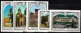 Sowjetunion  Mi. Nr. 4768-4772 MNH ** (5336) - 1923-1991 UdSSR