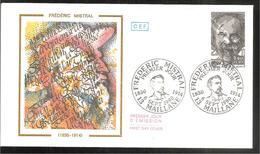 FDC 1980   FREDERIC MISTRAL - FDC