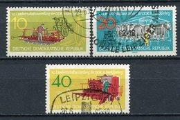 DDR Nr.895/7           O  Used       (21210)  ( Jahr: 1962 ) - DDR