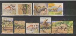 Australia 1993 - Dinosaurs -  Prehistorics - Used - Preistorici