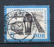 DDR Nr.916           O  Used       (21214)  ( Jahr: 1962 ) - DDR