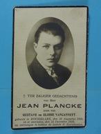 Jean Plancke Rousselare 1908 1929 - Devotion Images
