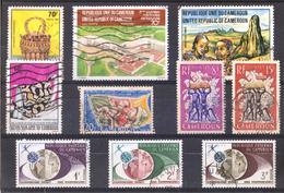 Cameroun Petit Lot - Briefmarken